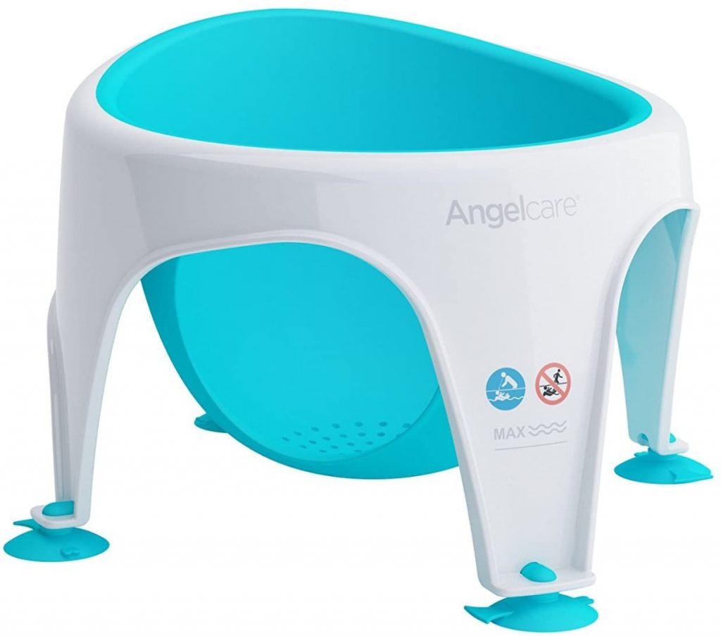 Angelcare - Silla de bebé para baño