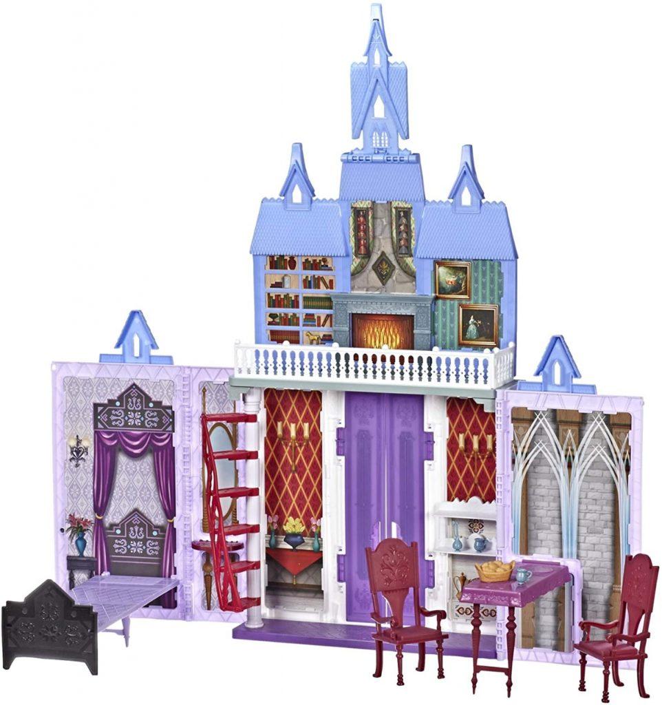 Frozen 2 - Castillo de Arendelle portátil