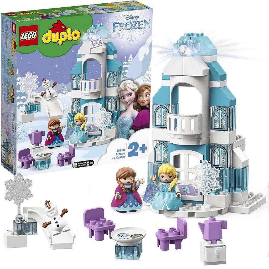 LEGO DUPLO Princess - Frozen Castillo de Hielo