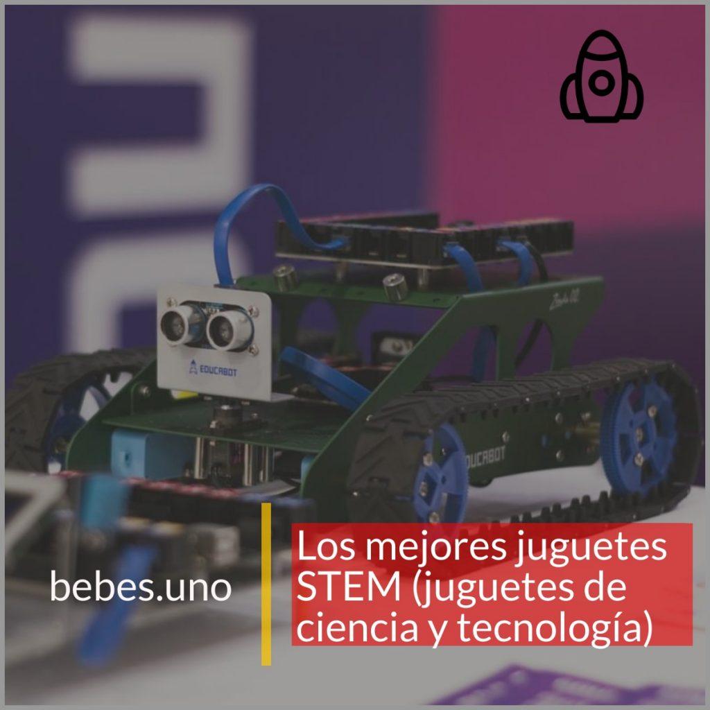 Los mejores juguetes STEM (juguetes de ciencia y tecnología)