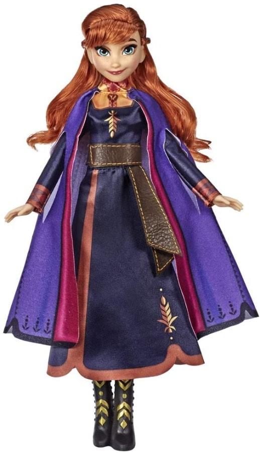Frozen 2 - Muñeca Cantarina Anna (Hasbro E6853TG0)