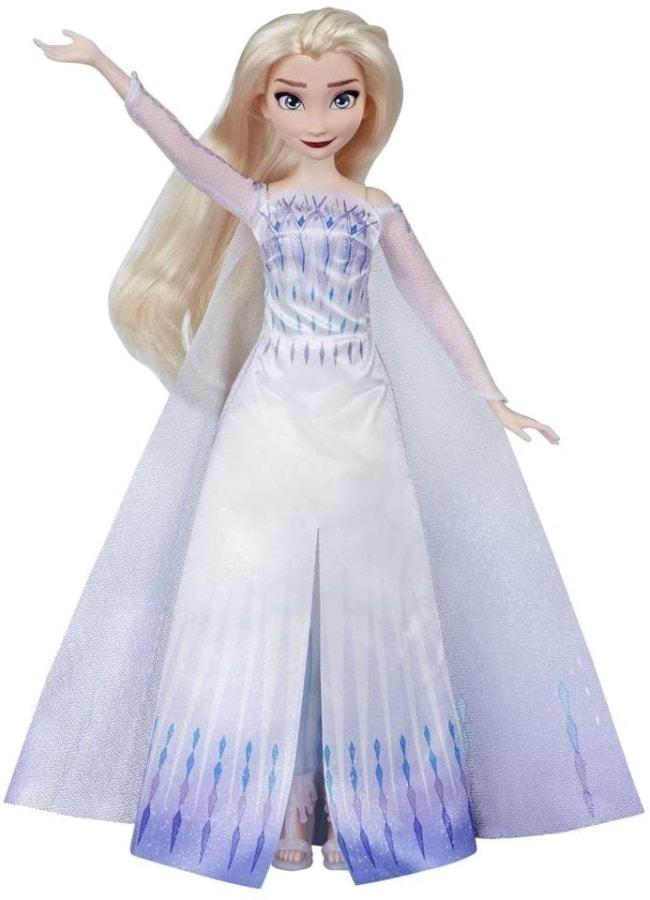 Disney Frozen 2 Muñeca Cantarina Elsa (Hasbro E8880TG0)