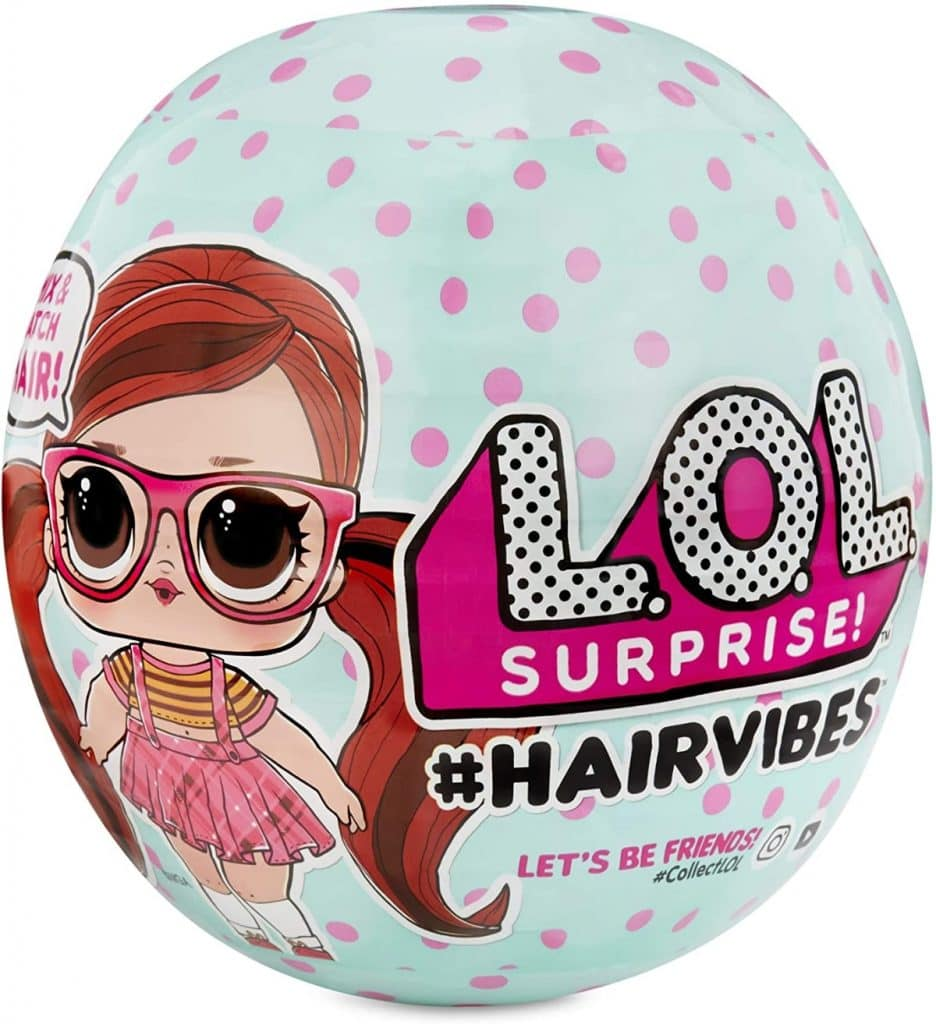 L.O.L Surprise Hairvibes