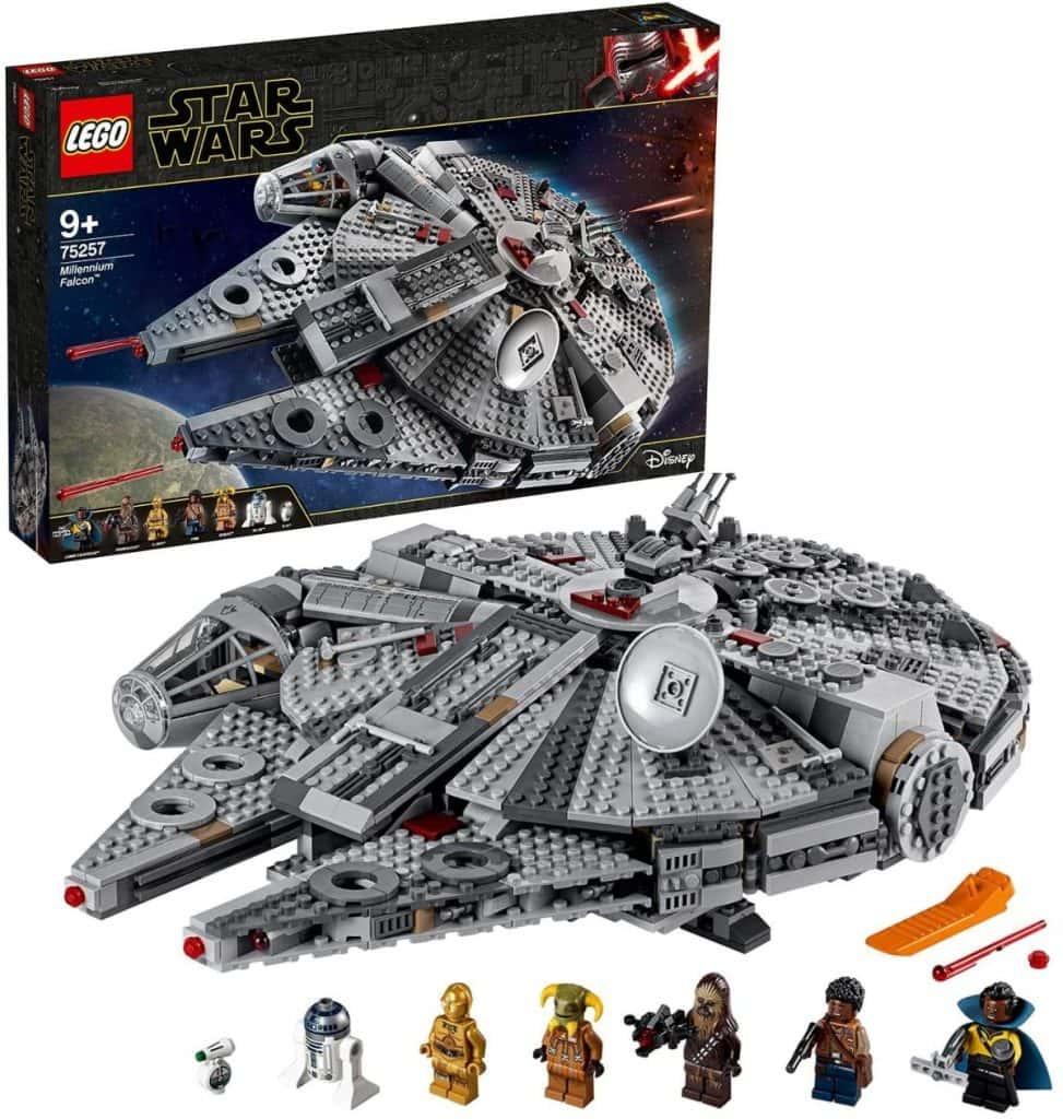 LEGO Star Wars - Halcón Milenario