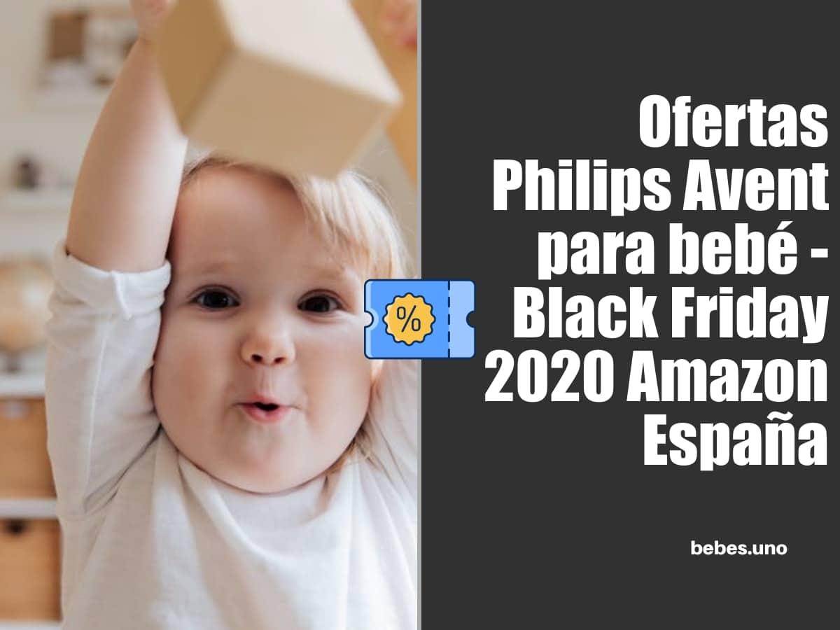 Ofertas Philips Avent para bebé - Black Friday 2020 Amazon España
