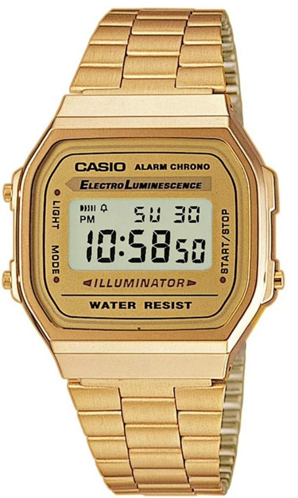 Reloj Casio A168WG