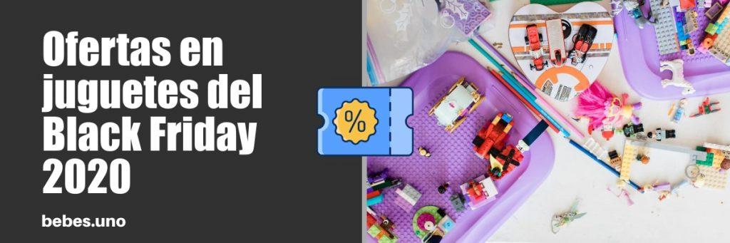 Ofertas en juguetes del Black Friday 2020