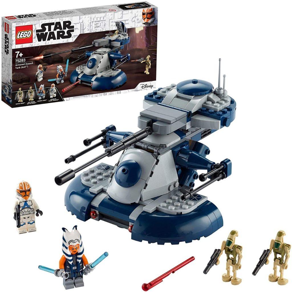 LEGO 75283 Star Wars Tanque Blindado de Asalto