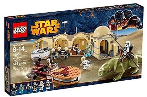 LEGO STAR WARS - Mos Eisley Cantina, Juego de construcción (75052)