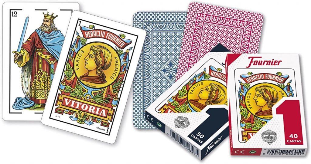 Fournier F20991 - Baraja española Nº 1, 50 cartas