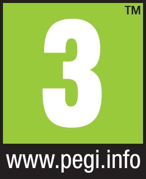 PEGI 3