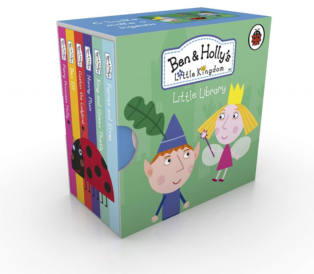 en and Holly's Little Kingdom: Little Library