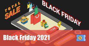 Black Friday 2021 en juguetes, juegos, bebé y productos infantiles