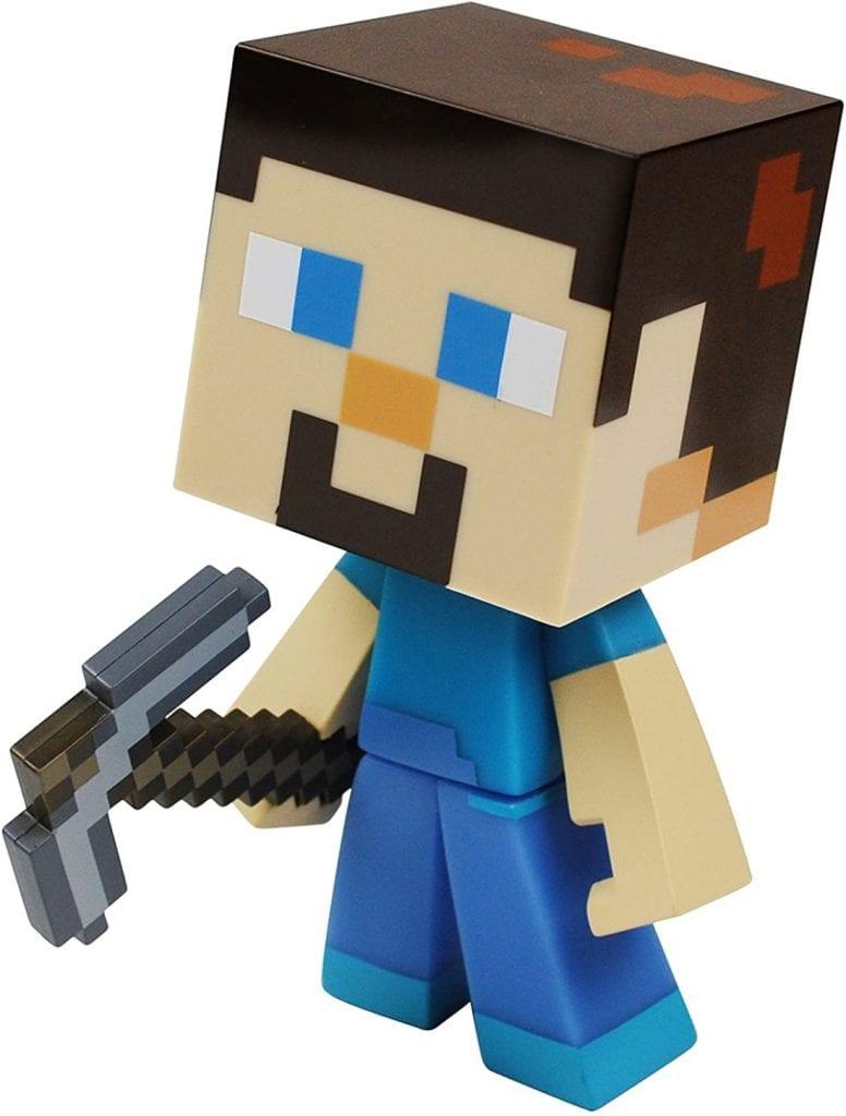 Figura Minecraft Steve Vinyl