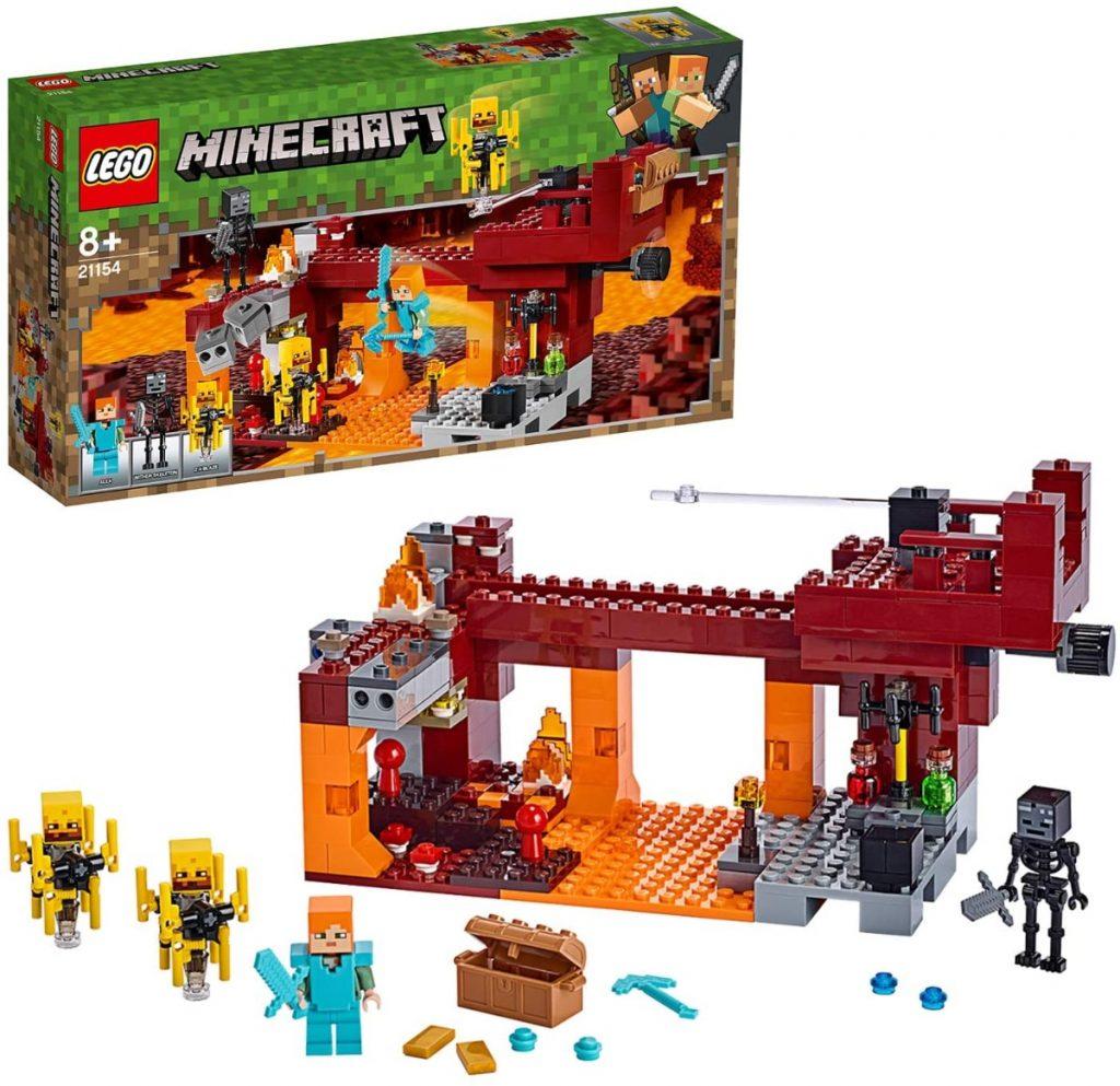 LEGO Minecraft - El Puente del Blaze