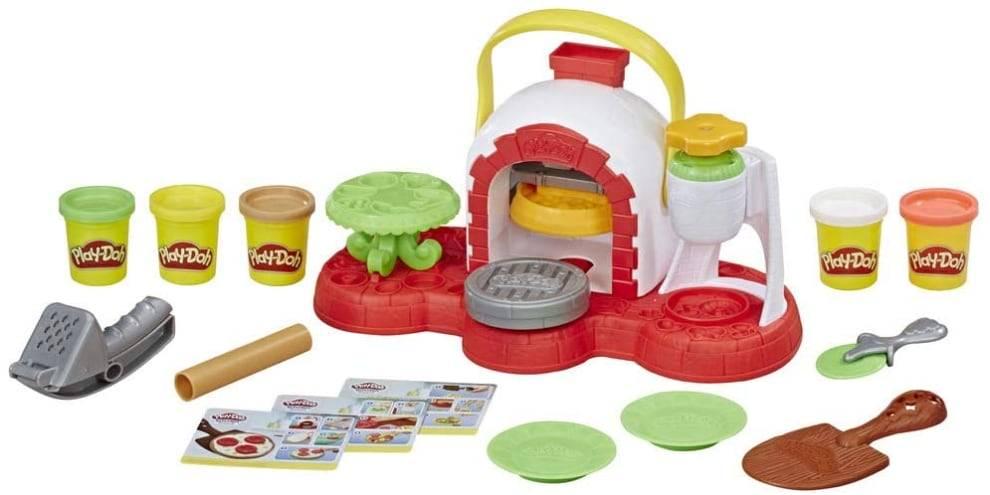 Play Doh Cocina de Pizza