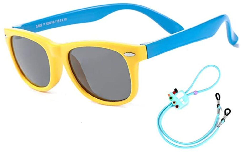 Gafas de Sol Polarizadas Rocf Rossini para edades de 2-8 (Niños y Niñas)